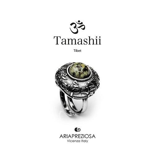 Anello Tamashii DVAGS ZVA Turchese Africano  RHS905-75