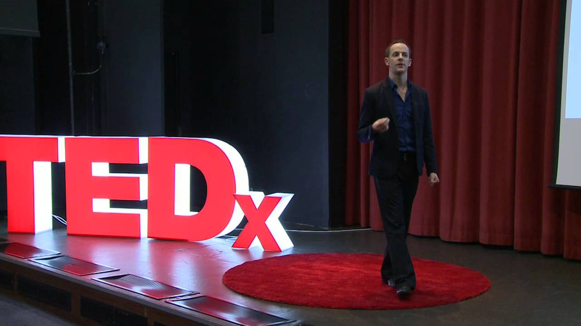 Making Music for Fragile Voices | Gareth Williams | TEDxUniversityofEdinburgh