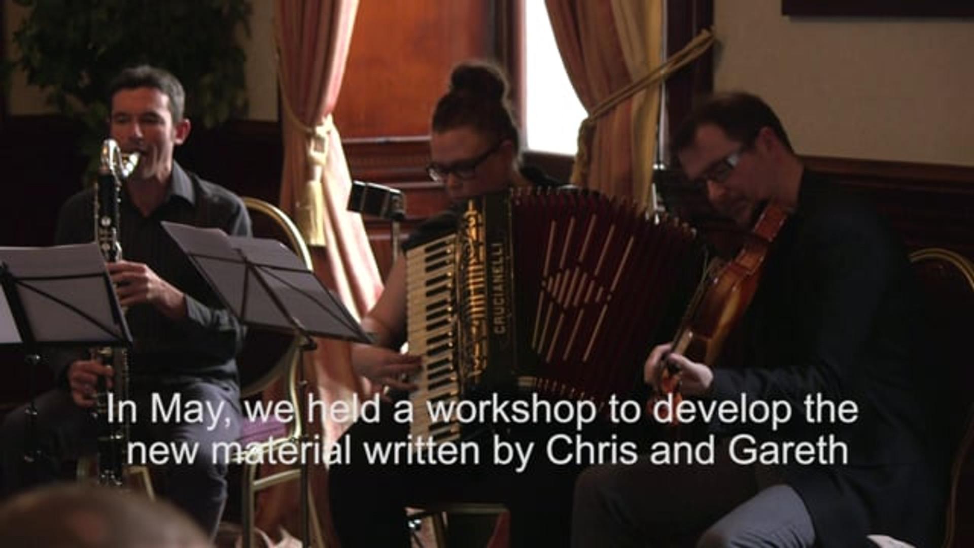 The Shetland Project (HIRDA) - Promo