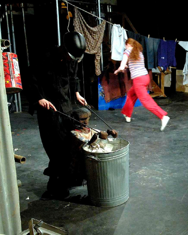 Child In the Trash