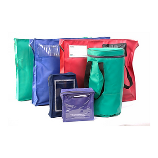 You may want to make a small adaptation to one of our standard bags, such as printing a company name or logo on the bag, or it might mean a completely new design. Whichever of these applies, we work closely with our customers to understand their exact requirements so that we can provide the most suitable and cost-effective solutions. All our security bags can be manufactured to specific sizes, colours, logos, whatever the customer requires. All of our bags are manufactured in Europe which means that we do not impose large minimum order quantities or lengthy lead times.