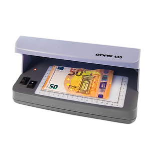 The Dors Ultraviolet viewing detectors are intended for visual authenticity control of world currencies. The detectors can be used for visual authenticity control of identification documents, securities, serially numbered forms, duty stamps and other security printing documents.