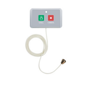 The Solt Wireless Call System includes call buttons for the bedside, bathrooms or any location where a patient may require assistance.  Patient calls are sent to fixed wireless receivers at a nursing station, or to wrist-worn mobile monitors. Incoming calls are also displayed on a PC monitor.   The PC based monitoring system can track activity levels and response times.  Calls can be cancelled at the bedside once the patient has been attended to.