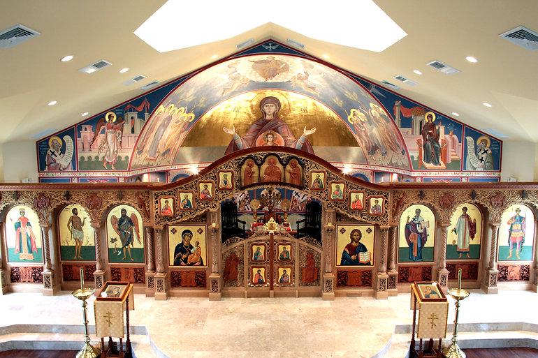 Church Woodcarvers Greek Orthodox Russian Coptic