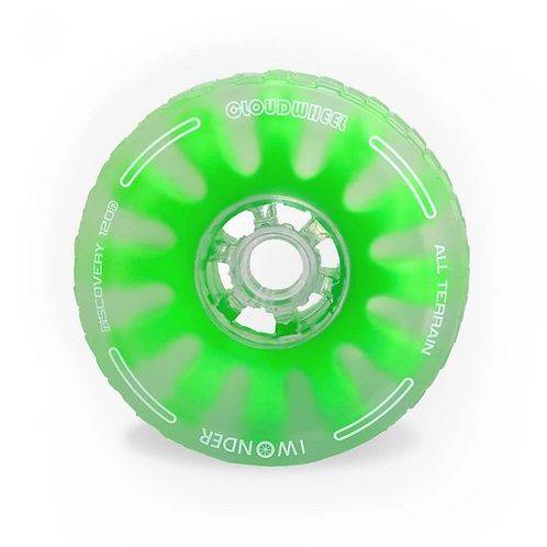 CLOUD WHEELS DISCOVERY 120mm 4 Wheels and Bearings