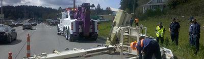 Heavy Tw Truck Recovery