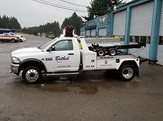Bethel tow truck