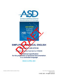 New Issue 8 of Specification ASD-STE100 is on final