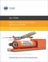 New ICAO publication (Doc 10104)