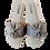 Thumbnail: Tie Open Toe Flat(Full Color)