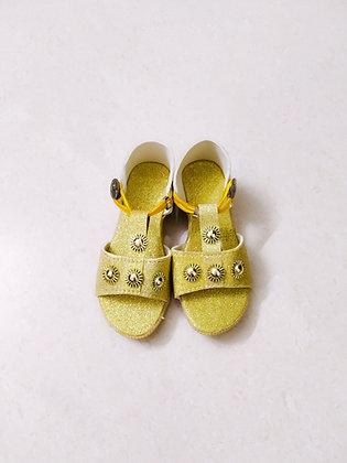 Girls' party wear sandals