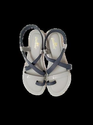 Modern X Sandals