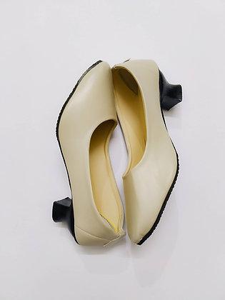 Office Heel Cut Shoe
