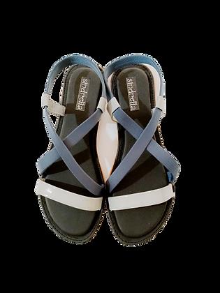 Modern X Sandals - 2