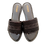 Thumbnail: Modern Open Toe Flat