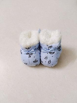 Baby Warm Fur Booties