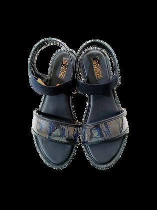 Glassy Sandals