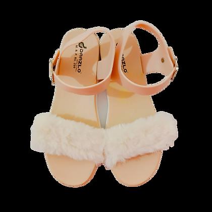 Fur Soft Sandals