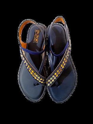 Glass Work Sandals