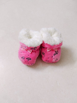 Baby Warm Fur Booties