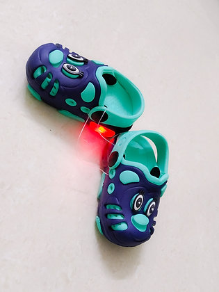 Kids LED Clogs for 3-5 years