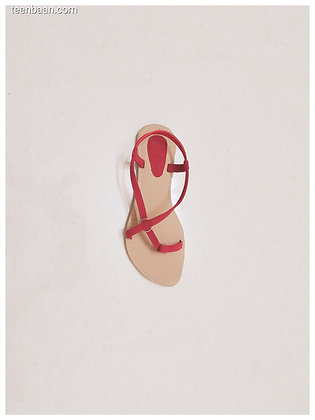 Girls' One Toe Flats