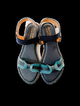 Tie Sandals Flat