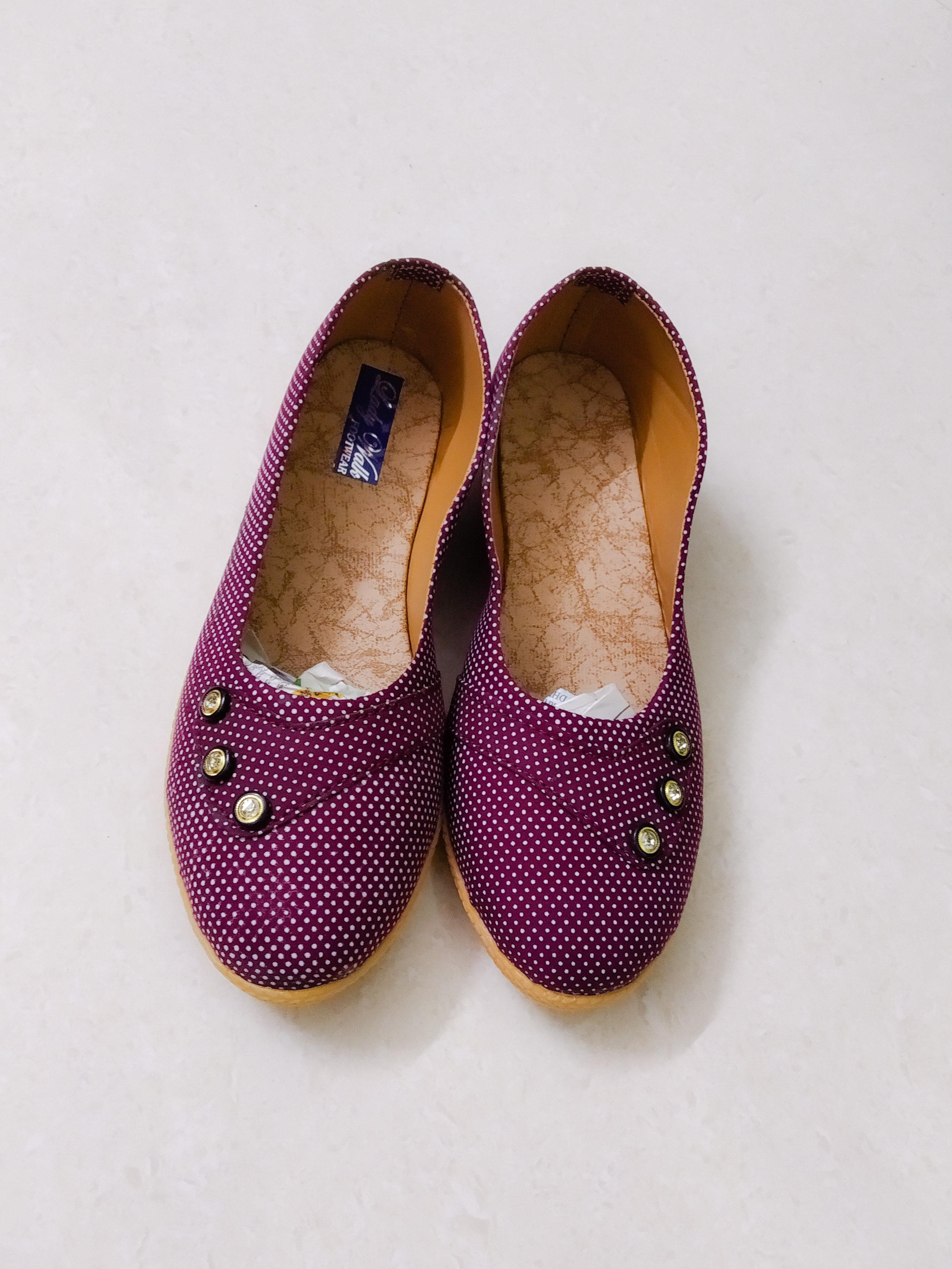 Girls' stylish cut shoes | teenbaan
