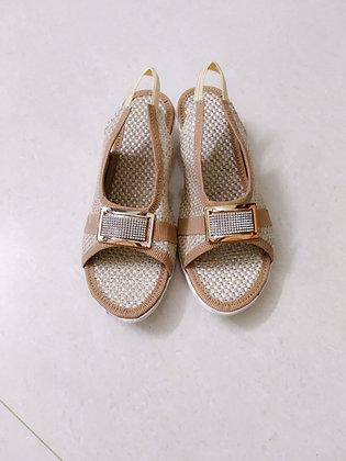 Girls' Stylish heel Sandals