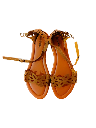 Elite Leather Sandal