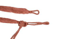 hamaca clasica detalle rojo