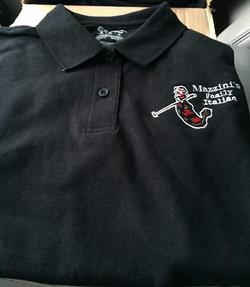 Mazzini's Embroidery