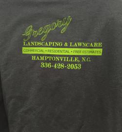 Gregory Landscape & Lawncare