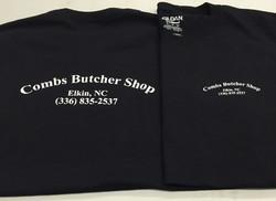 Combs Butcher Shop