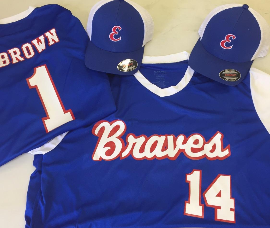 Elkin Braves Baseball