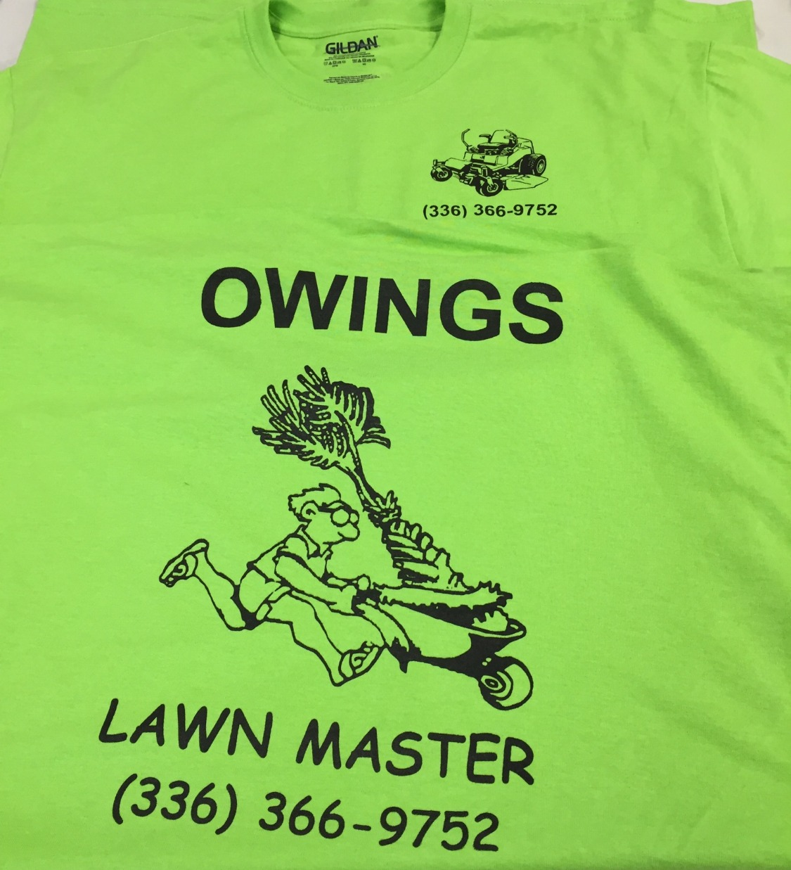 Owings Lawn Master