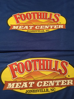 Foothills Meat Center