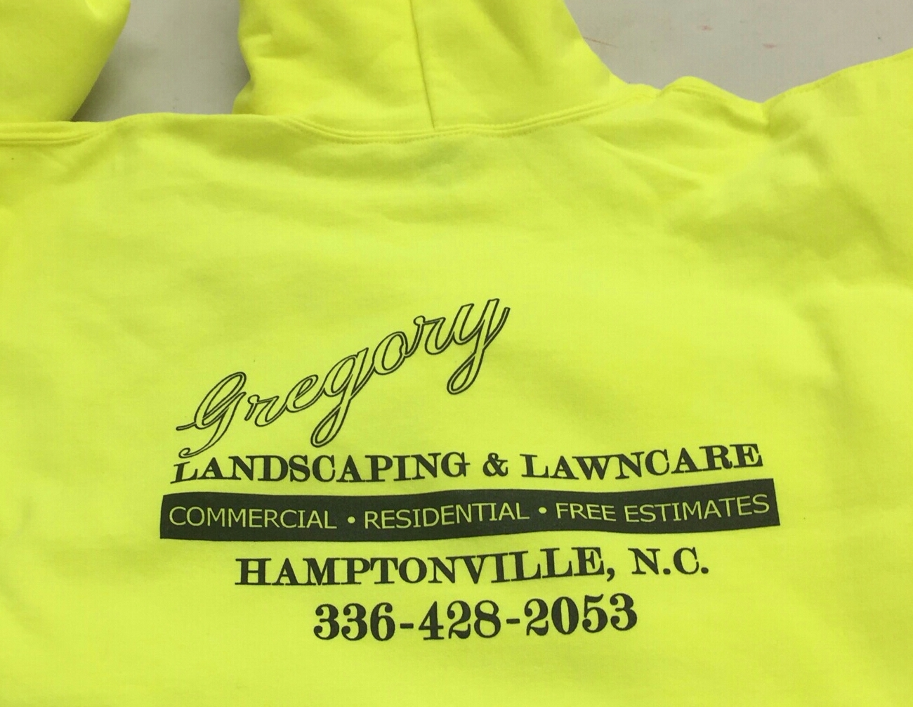 Gregory Landscape & Lawncare