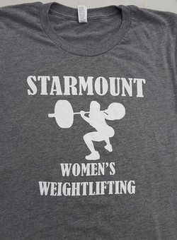 Starmount Women's Weightlifting