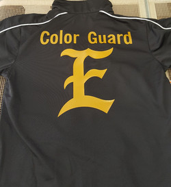 Elkin Colorguard