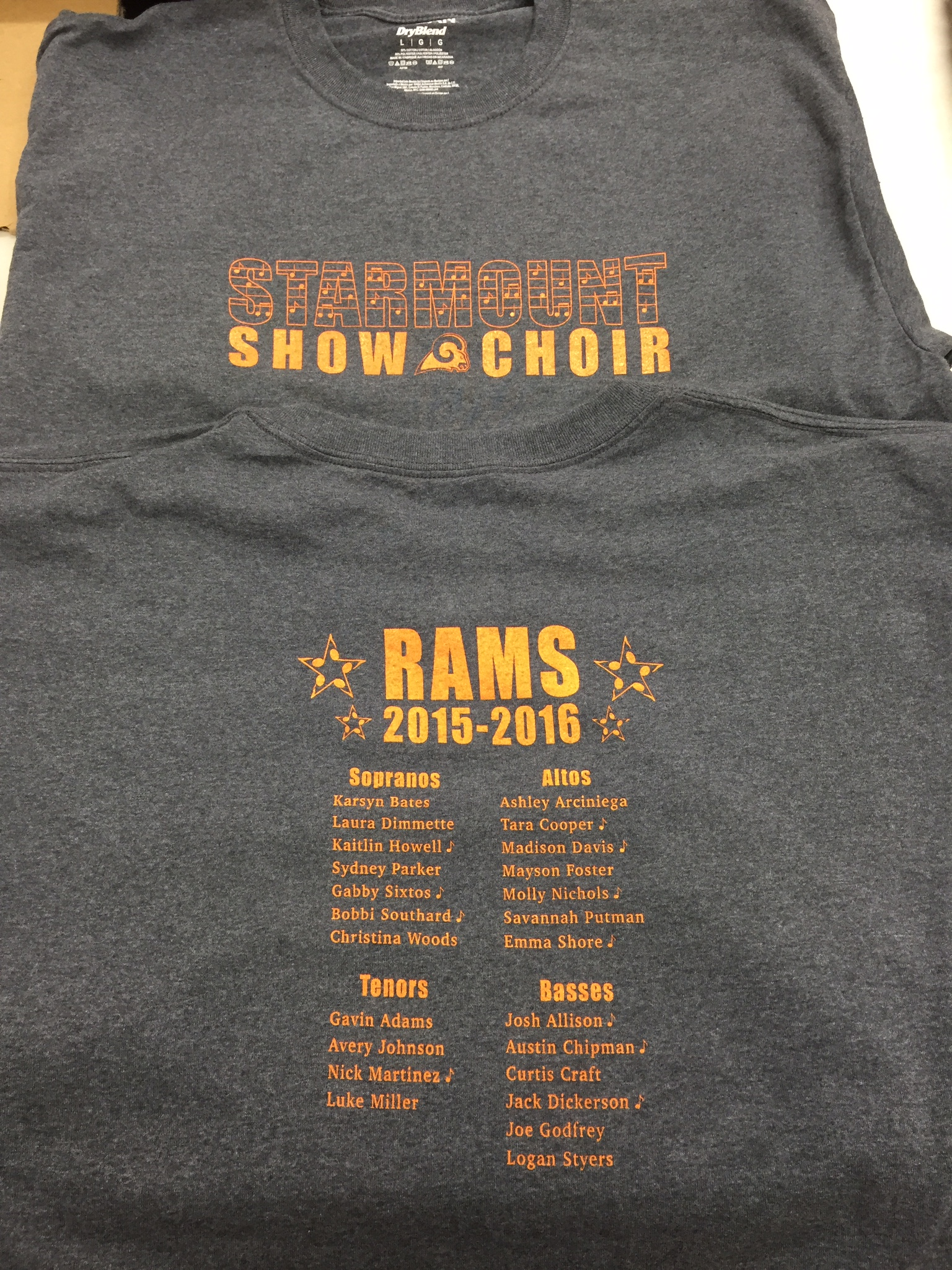 Starmount Show Choir