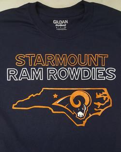 Starmount Ram Rowdies