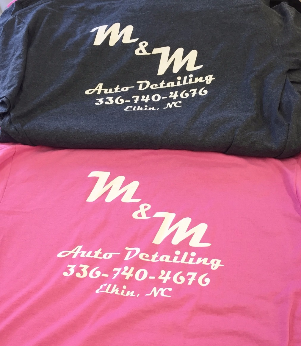 M & M Auto Detailing