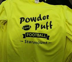 Starmount Powder Puff