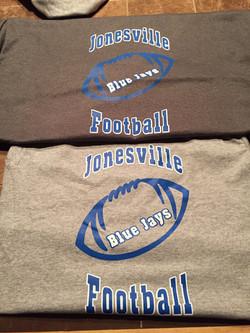 Jonesville Football