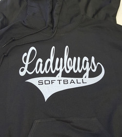 Ladybugs Softball