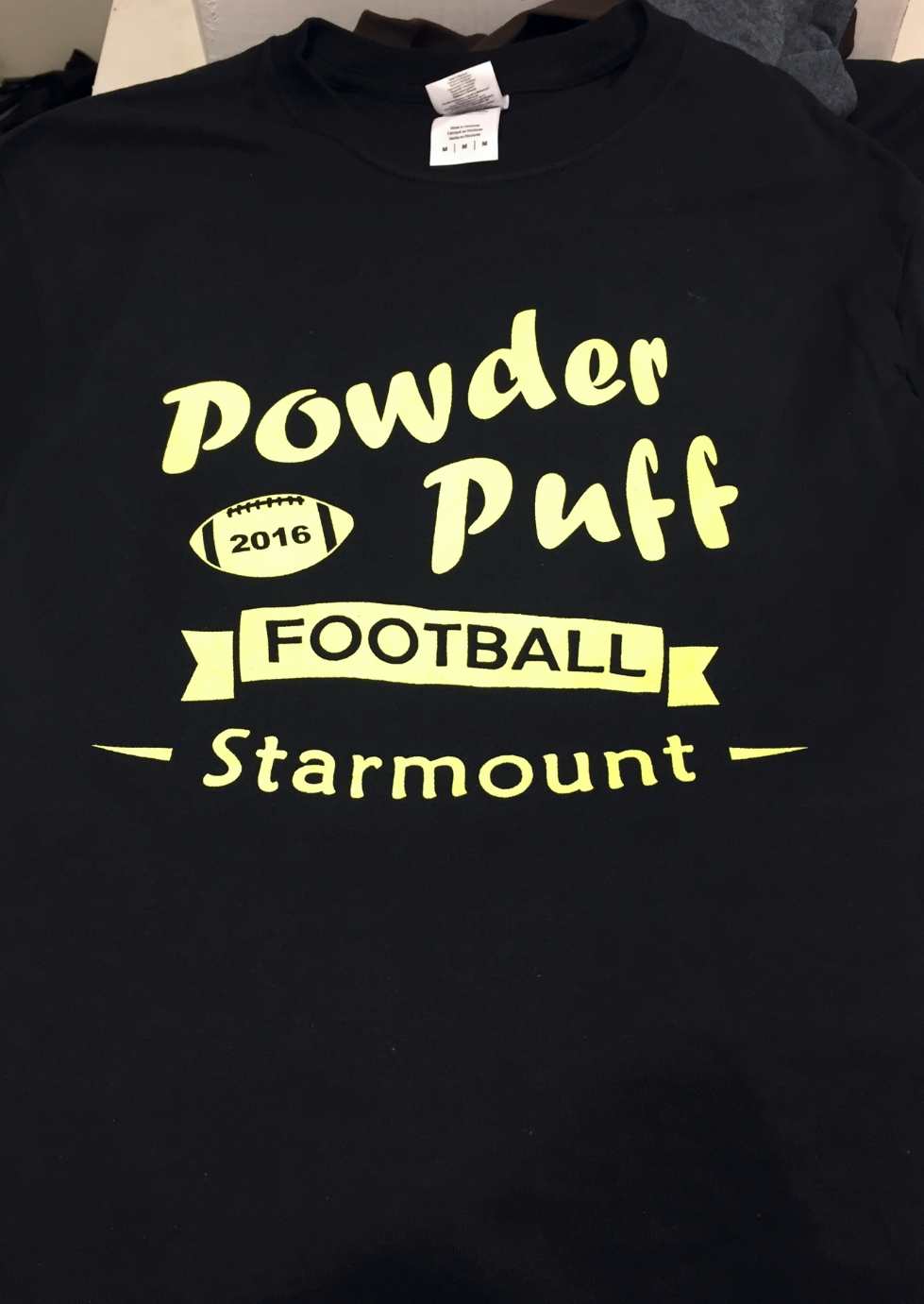 Starmount Powder Puff