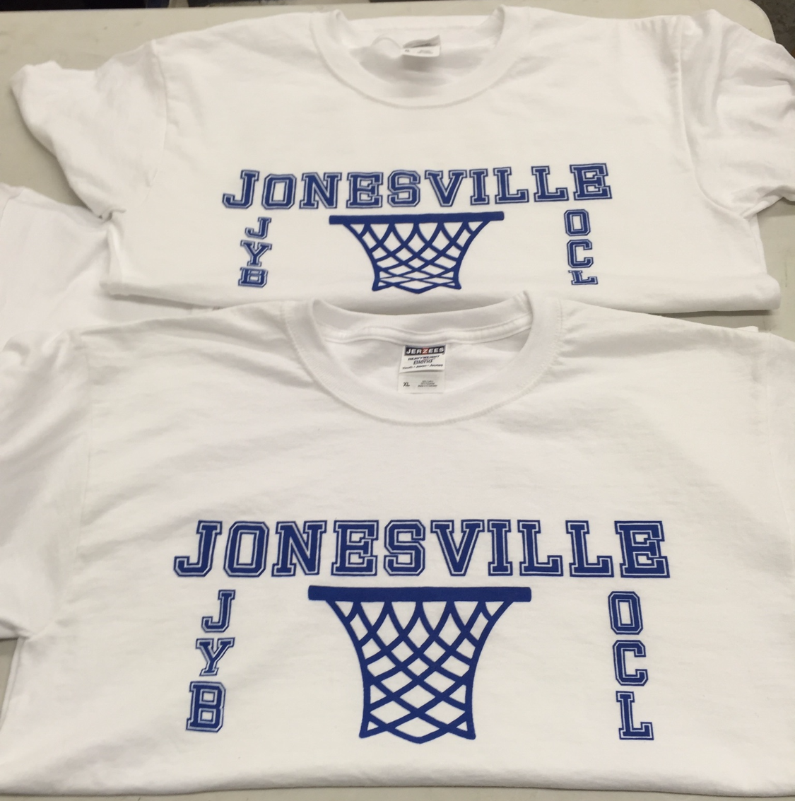 Jonesville Basketball