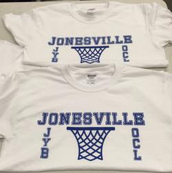 Jonesville Basketball