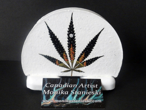 Arched Tree Marijuana 5 - front view wit